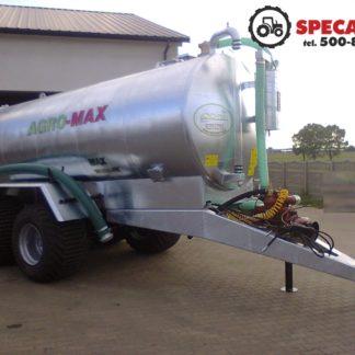 Wóz asenizacyjny AGRO-MAX Typ MAX -2 Tandem