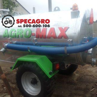 Wóz asenizacyjny AGRO-MAX Typ MAX-1/S